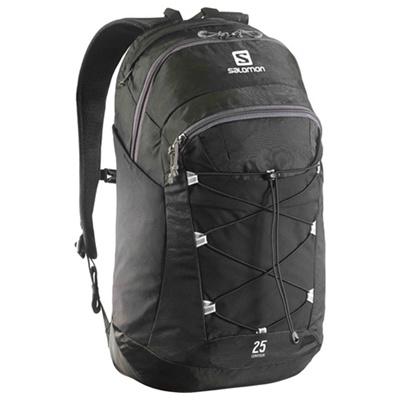 サロモン(SALOMON) コンツアー(CONTOUR) 25 BLACK L37165000 【アウトドア スポーツ 鞄 バックパック バッグ】の画像