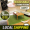 【LOCAL SHIPPING】MACHINE WASHABLE ! ANTI-SKID ! LIGHTWEIGHT!  Living Room Carpet  / PC / Smooth Soft / Easy to clean / Shaggy Area Rug Dining Comfy / Bedroom Floor / 185*185 cm / 200*250 cm【M18】