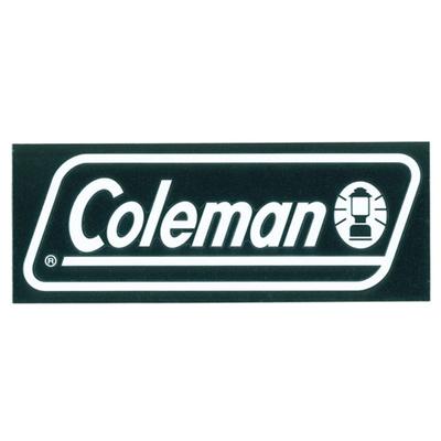コールマン (Coleman) オフィシャルステッカー/L 2000010523 [分類:アウトドア用品 ピンバッチ・ワッペン]の画像