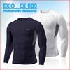 【EXIO】エクシオ 接触冷感・高機能アンダーウェア サイドメッシュ長袖