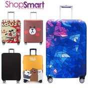 Local Delivery**46 NEW ARRIVALS** Elastic Luggage Cover|Travel Luggage Bag Protector Cover