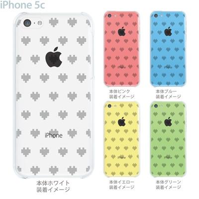 【iPhone5c】【iPhone5c ケース】【iPhone5c カバー】【ケース】【カバー】【スマホケース】【クリアケース】【クリアーアーツ】【デジタルハート】 47-ip5c-tm0008の画像