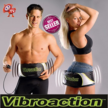 [2016 BEST SLIM PRODUCT]Vibroaction Slimming Massage Belt★ Six Packs Abs Toner★ Home Use Easy Use Diet Shape Up Belt★ DELIVERY WITHIN 3 DAYS!