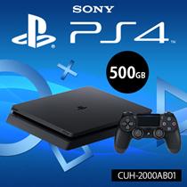 ■【カートクーポン使えます!】【2016年秋モデル】SONY(ソニー) プレイステーション4 CUH-2000AB01(500GB) ジェットブラック PS4
