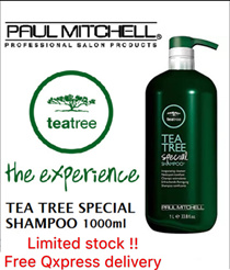 Paul Mitchell Tea Tree Special  Lavender mint  lemon sage shampoo and conditioner  300ml / 1000ml