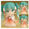 Q version clay Hatsune MIKU early next harvest moon 539 # moon cake tone moveable doll face transplant