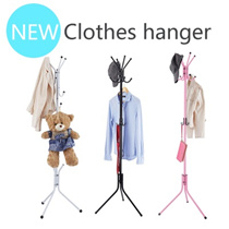▶New Nifty Clothes Hanger◀GDA- Coat stand-Simple & Modern design with a metal finish- Coat Stand