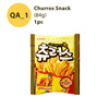 ◆ Churros Snack (84g) ◆ local shipping korean food / Korea authentic / Honey butter almond /