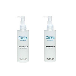 1+1 bottle ★BUY $90 FREE SHIPPING★Japan No.1 Exfoliator! - Cure Natural Aqua Gel. 1 bottle sold every 12 second in Japan. Facial in a bottle!!