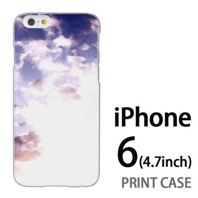 iPhone6 (4.7インチ) 用『1218 冬の空』特殊印刷ケース【 iphone6 iphone アイフォン アイフォン6 au docomo softbank Apple ケース プリント カバー スマホケース スマホカバー 】の画像