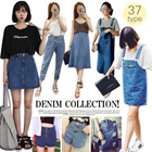 [Buy 2 Free Shipping]Sales Promotion ! ※DENIM COLLECTION※Women Fashion Overalls /Suspender Skirt /Long Denim Dress / Suspender Shorts / Denim Shorts/ Ripped Jeans / Ladies Jeans Denim Dress/AE-AK