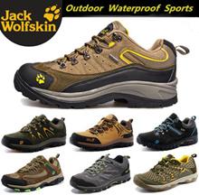 ★★Jack Wolfskin Men/Women Sneakers Shoes/Outdoor Waterproof Cross Country Trail Sport Running Shoes Hot Sale★★