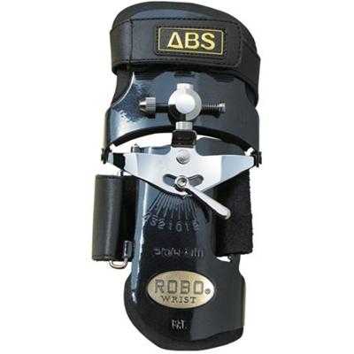 ABS(アメリカン ボウリング サービス) ロボリスト ショートモデル ガンメタリック GM 【ボウリンググローブ リスタイ サポーター ボーリング】の画像