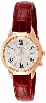 セイコー SEIKO ルキア LUKIA 腕時計 ウォッチ ラッキーパスポート SSQV022 レディース 腕時計