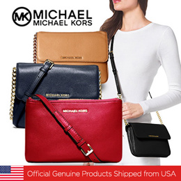 New Arrival]Michael Kors/Bedford Cross Messenger/Official Genuine Products Shipped from USA