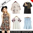 26-MAR New Arrivals! Super SALE #1 Local Seller UK/Europe Style Luxury Dress Premium Dress Blouse Pants Top Shirt Dress Luxury Dinner Dress Dudebabe