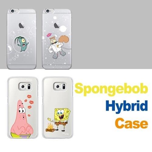 【クリックでお店のこの商品のページへ】【多機種対応】(I) SpongeBob Hybrid Case/ iPhone6S/6 Plus 5.5インチ/iPhone6S/6 4.7インチ ケース/ドコモ au Softbank/iPhone6S/6 Plus カバー/iphone6S/6 Plus ケース/iPhone6S/6 カバー/iphone6S/6 ケース/スマホカバー/スマホ ケース