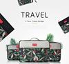 Le Fleur Korea Travel Bag Water Resistant Cabin Bag Passport Holder Cosmetic Storage Organizer