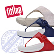 [Shoexpress] Fitflop Super Jelly Sandals ! lulu shimmer suede ! free shiping!