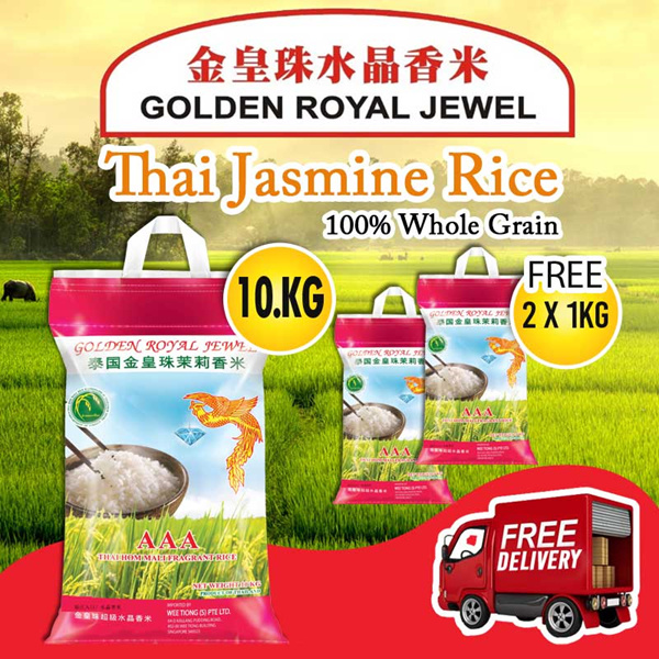 Golden Royal Jewel Brand Deals for only S$33.4 instead of S$0