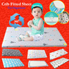 01/03*updated Crib/Cot Fitted sheet/Fitted Cribsheet/Fitted Cotsheet/fitted cover/ fitted bed sheet