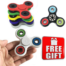 [In stock+FREE GIFT] FIDGET HAND SPINNER / Fidget cube Original MATT FEEL★Stress Toy★