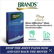 BRAND'S® ActivMove 30 tablets UP.$64 ★ Your Total Joints Solution ★  No. 1 Brand in SG ★