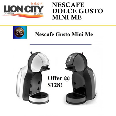 qoo10 nescafe dolce gusto mini me special offer home electronics. Black Bedroom Furniture Sets. Home Design Ideas