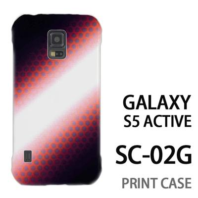 GALAXY S5 Active SC-02G 用『No3 閃光』特殊印刷ケース【 galaxy s5 active SC-02G sc02g SC02G galaxys5 ギャラクシー ギャラクシーs5 アクティブ docomo ケース プリント カバー スマホケース スマホカバー】の画像