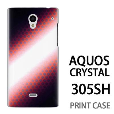 AQUOS CRYSTAL 305SH 用『No3 閃光』特殊印刷ケース【 aquos crystal 305sh アクオス クリスタル アクオスクリスタル softbank ケース プリント カバー スマホケース スマホカバー 】の画像