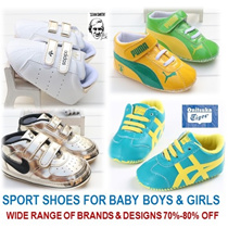 [ORTE] CNY New Arrl ★Baby Sports Prewalkers Shoes and Socks for Boy Girl Toddler★ Many Brands and Trending Designs ★ Super Fast Delivery ★ Babies / Kids love it ★ Grab it now ★