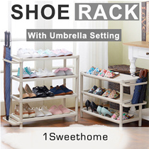 ★2 in 1 Shoe Rack★Shoes Rack + Umbrella Holder/Multi Shoes Rack/Umbrella rack/Singapore seller