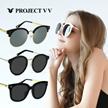【カートクーポン使用可能】★Best Seller Collections ★ PROJECT VV Sunglasses / Free delivery / UV protection / EYESYS