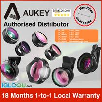 ★US/SG Best Seller Lens!★ Aukey 3-in-1 Lenses // Telephoto Lens // Ultrawide Angle Lens