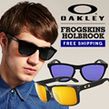 [Oakley]Frogskins/Holbrook OO9013 0OO9102 Local Free Shipping