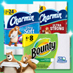 [PnG] Charmin Ultra Soft/ Ultra Strong Toilet Rolls | Bounty Full Sheet Paper Towels