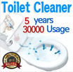 ★Auto cleaning★Toilet Cleaner/5 years / 30000 usage Detergent  bathroom cleaners cleaning supplies household essentials accessories