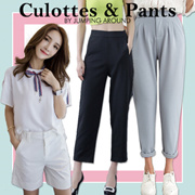 Culottes~ Midi Shorts~ Crop Flare Pants by JumpingAround