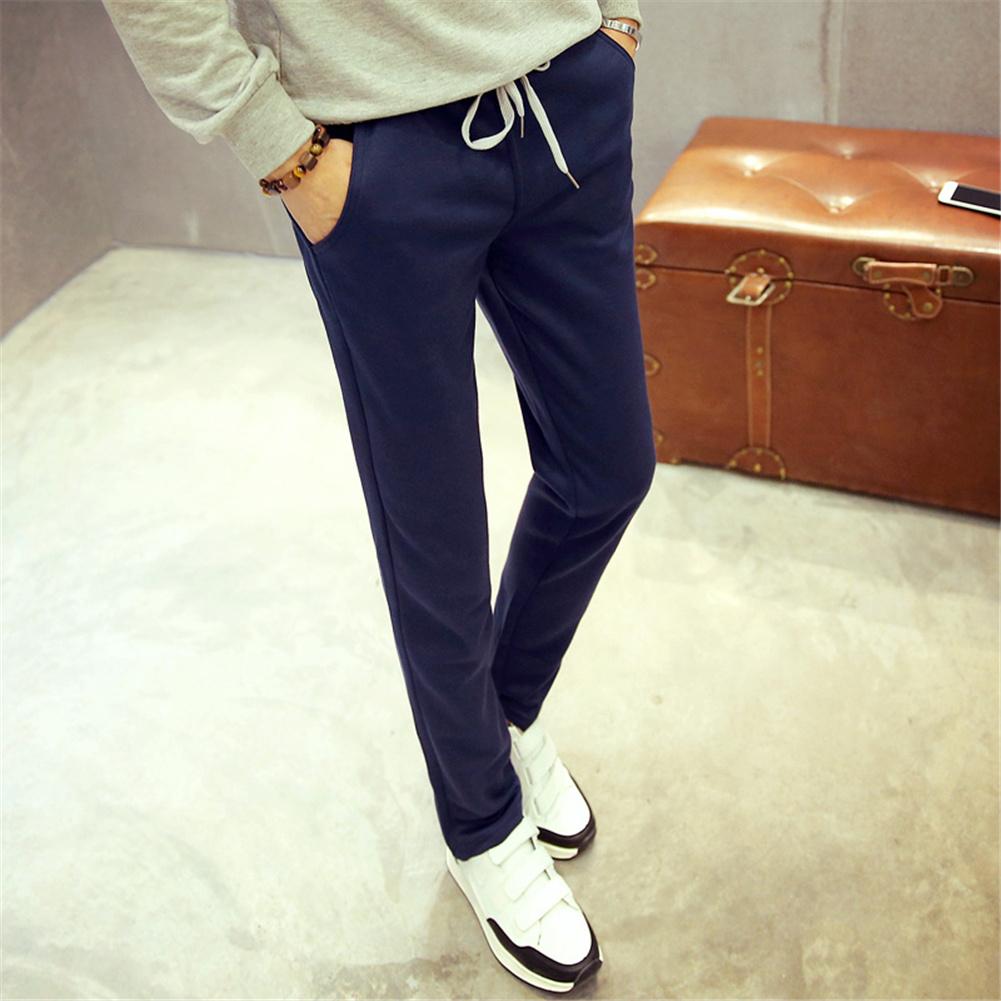 ロングパンツ メンズ スウェットパンツ ストレッチ スキニー 無地 カジュアルパンツ 部屋着 ズボン ジョガーパンツ/メンズ パンツ ロング丈 スエットパンツ ボトムス 大きいサイズあり