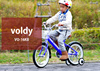 【楽天最安値】【プレゼント】  VOLDY ヴォルディー 子供用自転車 16インチ 補助輪付き 子ども用自転車  VO-16KB キッズバイク
