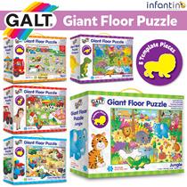 【Galt】Giant Floor Puzzle (Farm / Town / Jungle / Dinosaurs / Construction Site)