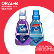 [PnG] Oral B Mix-N-Match of 3L Mouthrinse