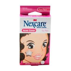 Medical - Nexcare - Acne Cover Fun pack (plaster pembersih jerawat)