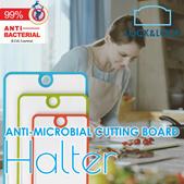 Lock n Lock - HALTER ANTI MICROBIAL CUTTINGBOARD