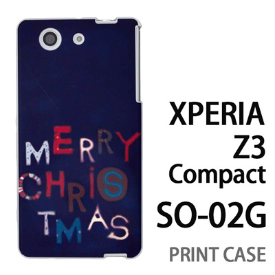 XPERIA Z3 Compact SO-02G 用『1215 カラフルメリクリ 紺』特殊印刷ケース【 xperia z3 compact so-02g so02g SO02G xperiaz3 エクスペリア エクスペリアz3 コンパクト docomo ケース プリント カバー スマホケース スマホカバー】の画像