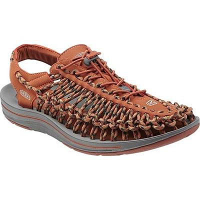 ◆即納◆キーン(KEEN) MEN UNEEK メンズ ユニーク GINGERBREAD/BRONZE-MIST 1013239 【おしゃれ サンダル シューズ 靴】【SNDL15】の画像