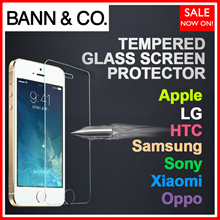 ★NEW: IPHONE 8/NOTE 8★Premium Curved Tempered Glass / Film Screen Protector - iPhone/Samsung/Xiaomi