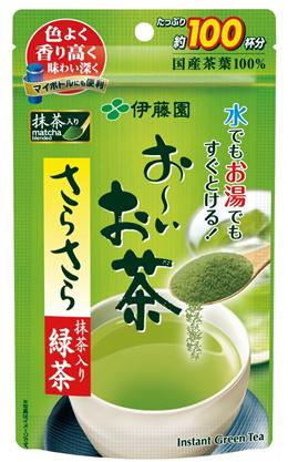 ★BUY $40 FREE SHIPPING★ITOEN Oiocha Matcha silky green tea powder 80g