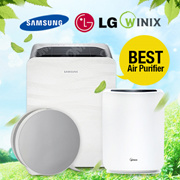 SAMSUNG AIR PURIFIER / AX40K3020GWD / WACU150 / WACU300 / AS111VAS  LG / WINIX ★ BEST
