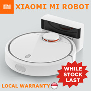[INTRODUCTORY OFFER]★ XIAOMI MI ROBOT★ JAPAN NIDEC MOTOR ★ SINGAPORE AGENT WARRANTY ★ HIGH SUCTION POWER ★|